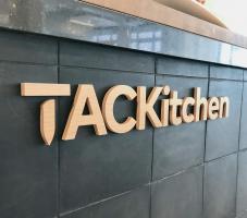 Thumbtack – Cafeteria Signage