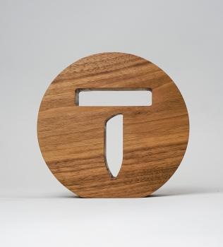 Thumbtack Tabletop Sign