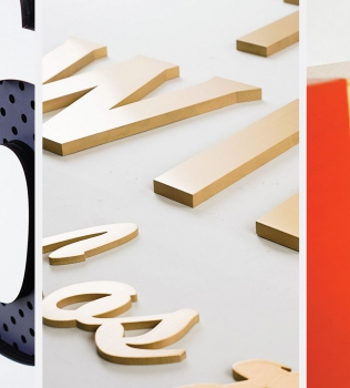 Top 10 Signs, Second Edition: Defying gravity, 39 lbs of solid bronze, and giant perforations