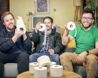Ask Us Anything: Dumb Injuries, Romantic Tension, and Toilet Paper