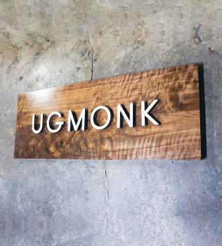 Ugmonk (logotype version)