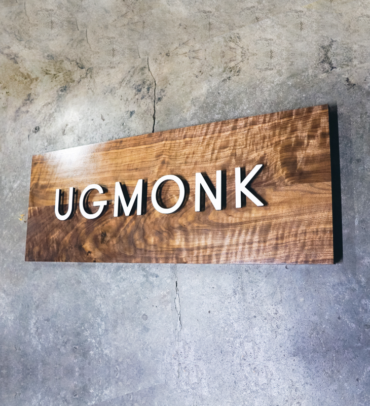 Ugmonk (logotype version)