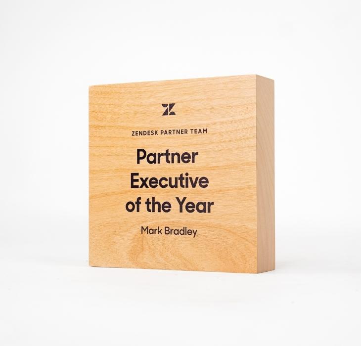 Zendesk Award