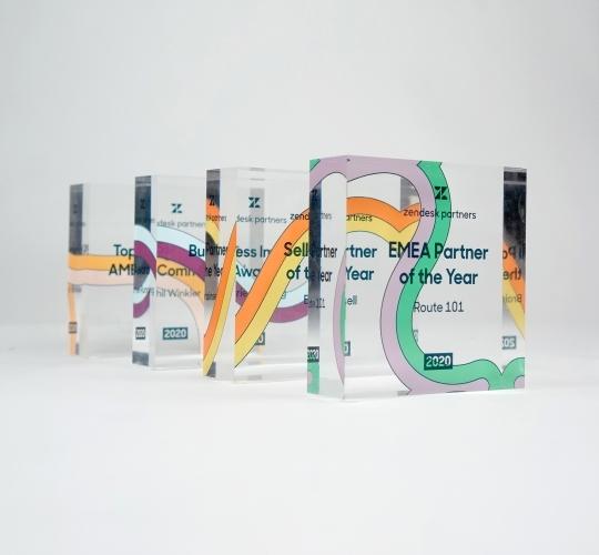 Zendesk 2020 SKO Awards